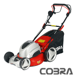 Cobra 46cm Self Propelled Electric Mower - MX46SPE