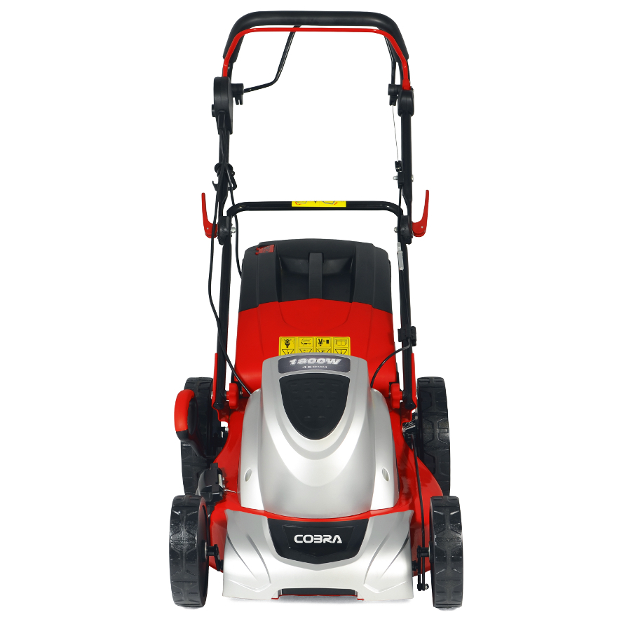 Extra image of Cobra 46cm Self Propelled  Electric Mower - MX46SPE