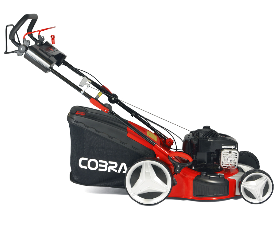 Extra image of Cobra 46cm Self Propelled Petrol Mower, Briggs and Stratton Engine