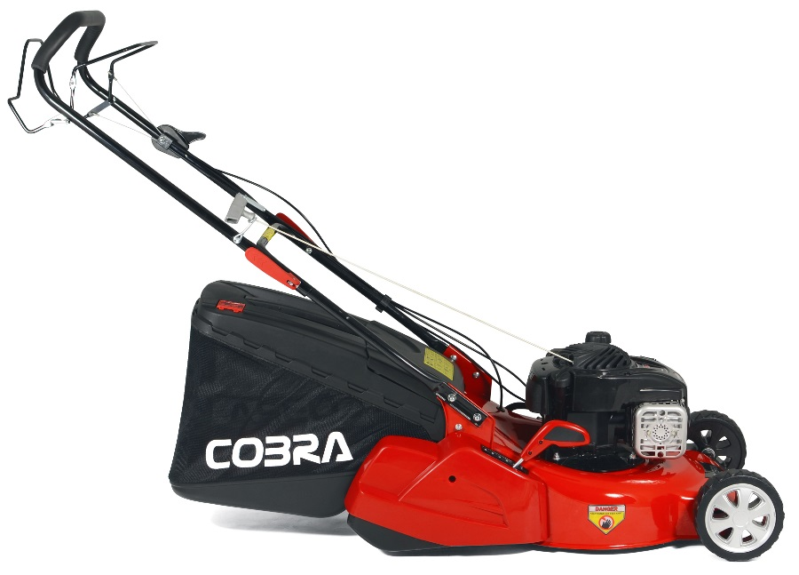 Extra image of Cobra 46cm SP Petrol Mower, Rear Roller, Briggs and Stratton Engine