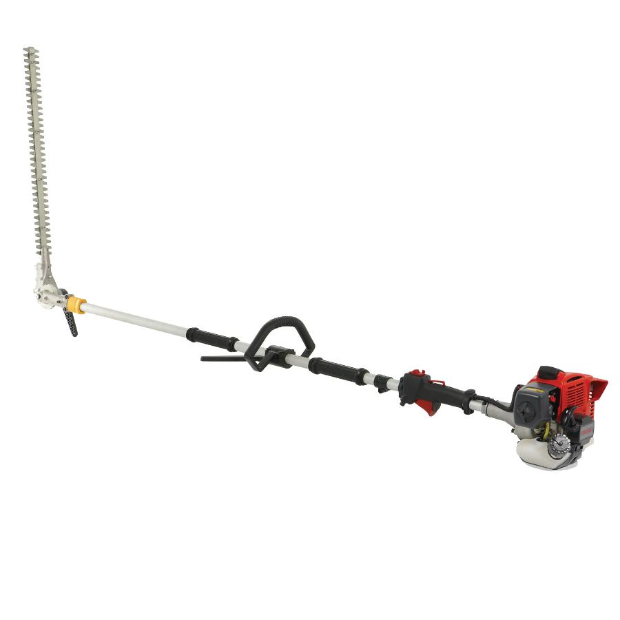 Cobra Long Reach Petrol Hedgetimmer With 27cc Kawasaki