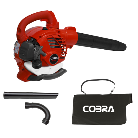 Small Image of Cobra 26cc Petrol Blower Vac - BV26C