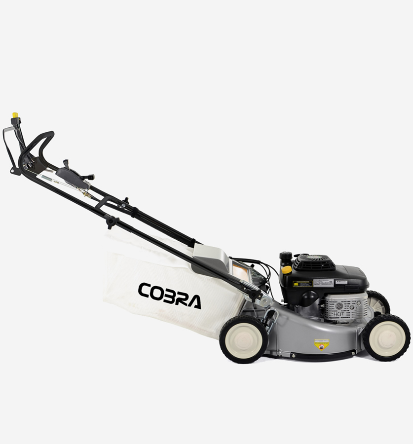 "Extra image of Cobra 19"" Petrol Powered Lawnmower"