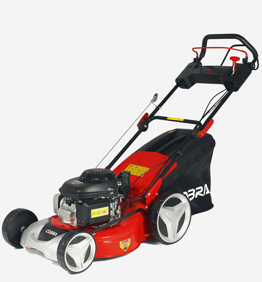 "Extra image of Cobra 18"" Self Propelled Petrol Lawnmower"