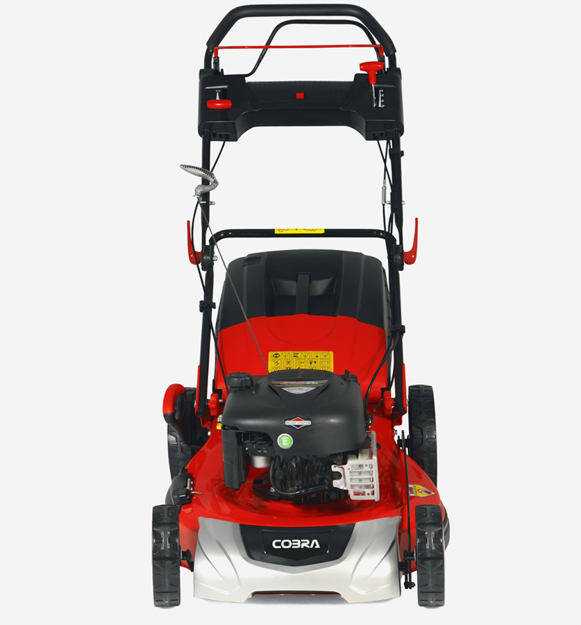 "Extra image of Cobra 22"" Self Propelled Variable Speed Petrol Lawnmower"