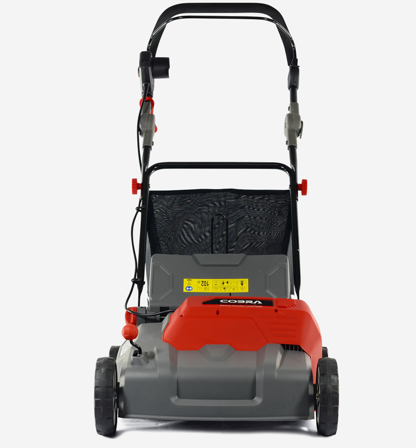 "Extra image of Cobra 14"" Electric Scarifier / Lawn Raker"