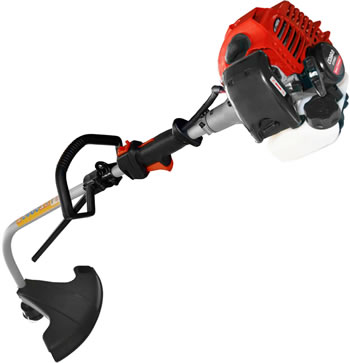 Image of Cobra 26cc Bent Shaft Petrol Line Trimmer
