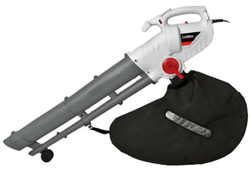 Image of Cobra 2600w Electric Blower Vac - BV2600