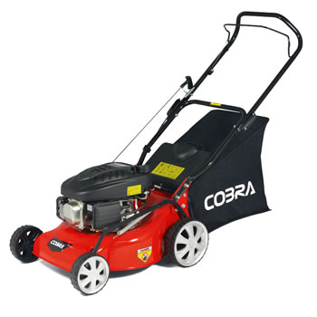 Image of Cobra 40cm Petrol Push Mower - M40C
