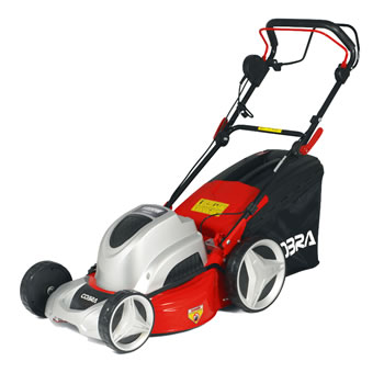 Image of Cobra 46cm Self Propelled  Electric Mower - MX46SPE