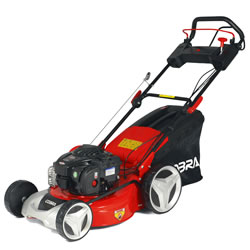 Small Image of Cobra 46cm Self Propelled Petrol Mower with Briggs and Stratton Engine - MX46SPB