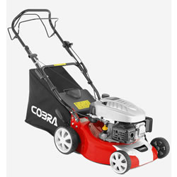 Small Image of Cobra 40cm Petrol Self Propelled Mower with Cobra Engine - COM40SPC