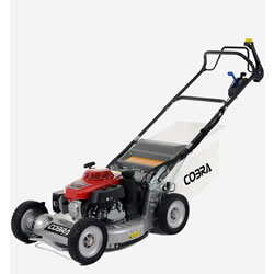 Small Image of Cobra Professional Petrol Lawnmower / Hydrostatic Drive