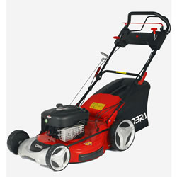 "Small Image of Cobra 22"" Self Propelled Variable Speed Petrol Lawnmower"