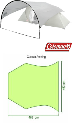 Coleman New And Used Pop Up C&ers For Sale Folding Pop Up  sc 1 st  rainwear & COLEMAN POP UP AWNING | RAINWEAR