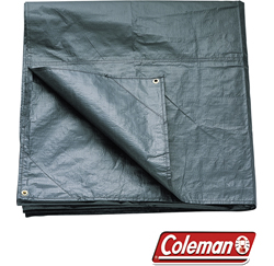 Image of Coleman Tents - Coastline/Hawkins 8 Deluxe Footprint Groundsheet