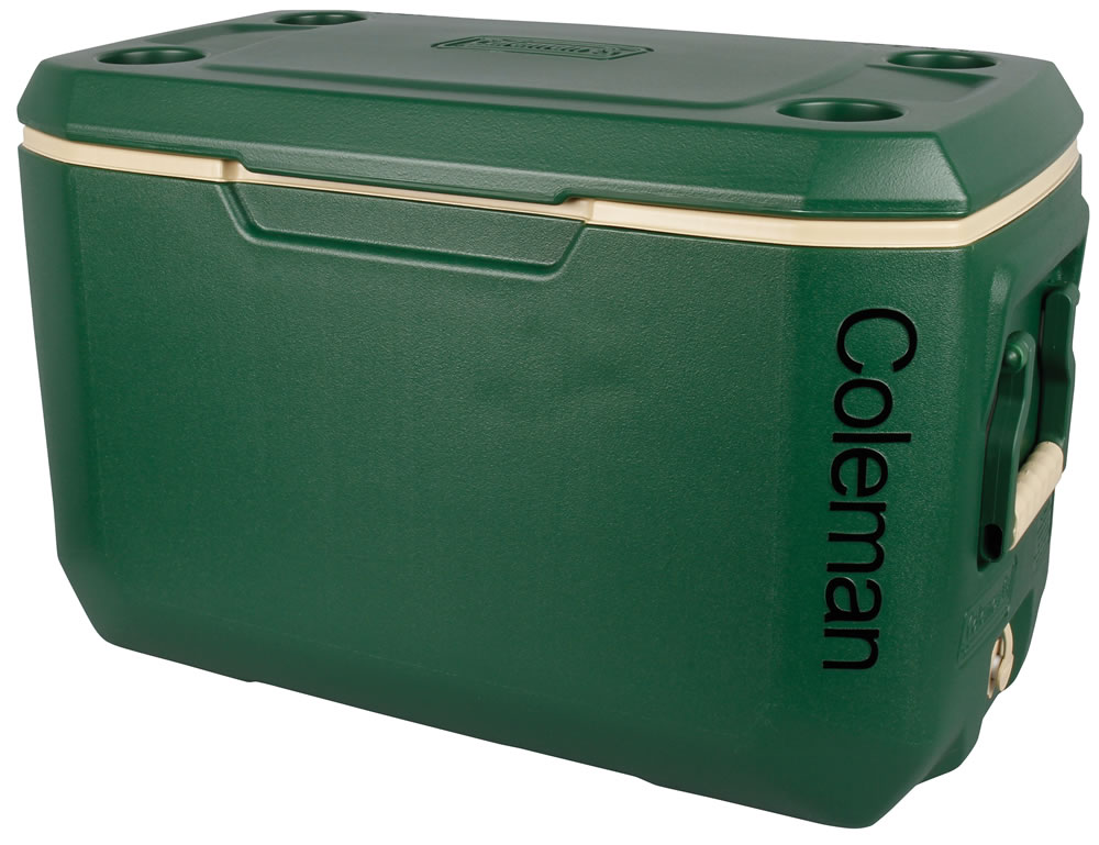 Coleman Cool Box 70qt Xtreme Cooler Forest Green 163 64