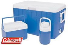 Image of Coleman Cool Box- 48 Quart Combo Pack