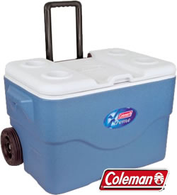 Image of Coleman Cool Box - 50QT Extreme Wheeled Cooler