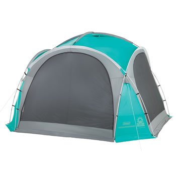 Image of Coleman Event Dome 3.65m with 4 screen walls & 2 Doors