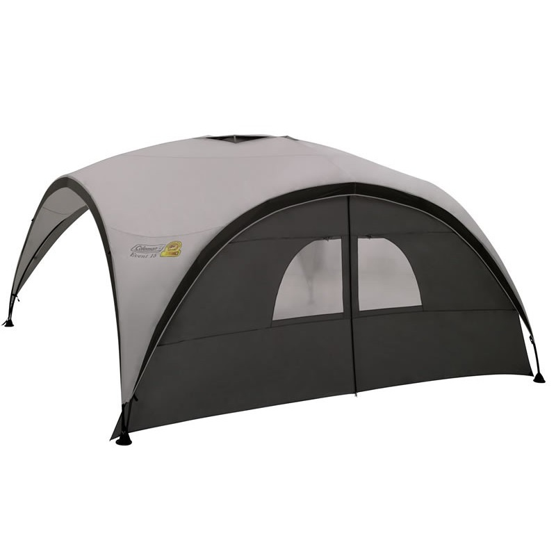 Small Image of Coleman Event Shelter Sunwall Door - 15 x 15ft