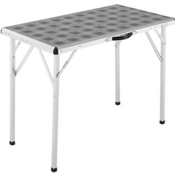 Small Image of Coleman Small Camp Table