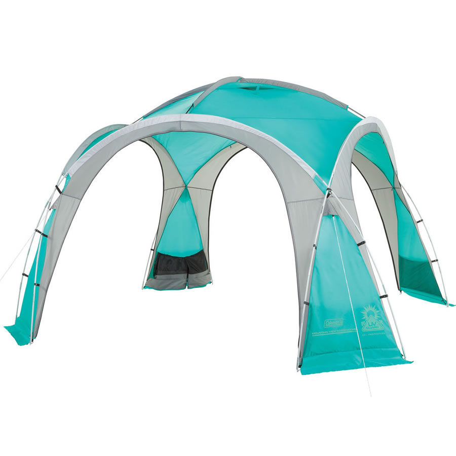 Extra image of Coleman Event Dome 3.65m with 4 screen walls & 2 Doors