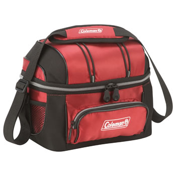 Image of Coleman 6 Can Soft Cooler with Removable Hard Liner