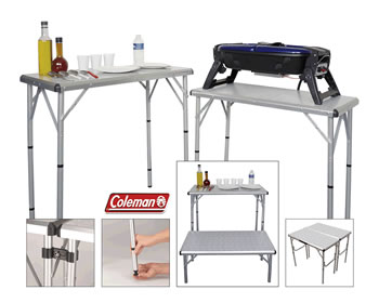 Image of Coleman 6 In 1 Camping Table