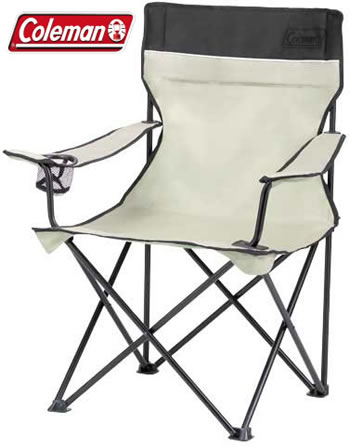 Image of Coleman Quad Chair Khaki