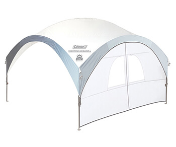 Image of Coleman Sunwall with Door for Fastpitch XL Event Shelter