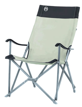 Image of Coleman Sling Chair - Khaki