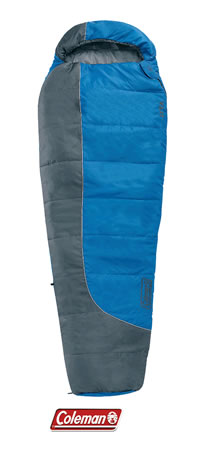Image of Coleman Sleeping Bags - Xylo Blue