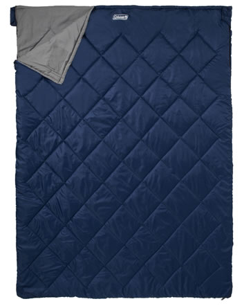 Image of Coleman Sleeping Bags - Durango Double