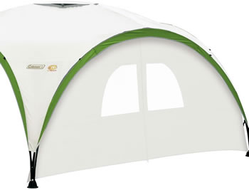 Image of Coleman Event Shelter Sunwall Door - 15 x 15ft - Pro Version