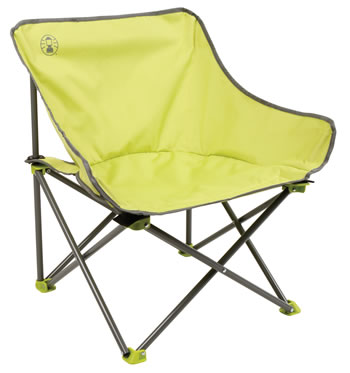Image of Coleman Kickback Chair - Green