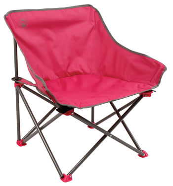Image of Coleman Kickback Chair - Pink