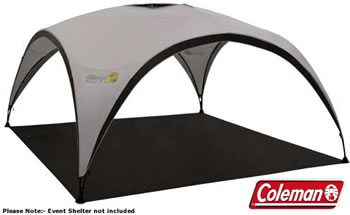 Image of Coleman XL  Event Shelter Ground Sheet - 15 x 15ft