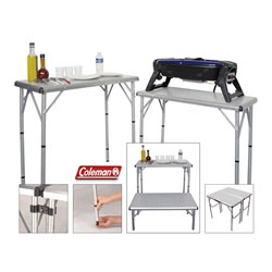 Small Image of Coleman 6 In 1 Camping Table