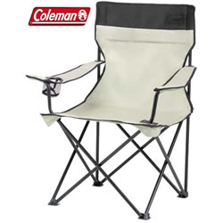 Small Image of Coleman Quad Chair Khaki