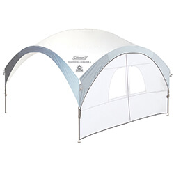 Small Image of Coleman Sunwall with Door for Fastpitch XL Event Shelter