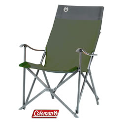 Small Image of Coleman Sling Chair - Green