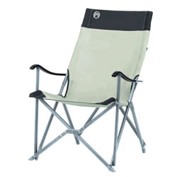 Small Image of Coleman Sling Chair - Khaki