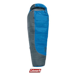 Small Image of Coleman Sleeping Bags - Xylo Blue