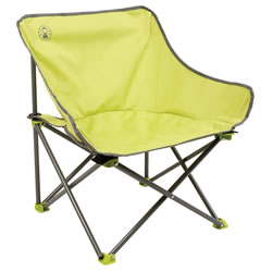 Small Image of Coleman Kickback Chair - Green