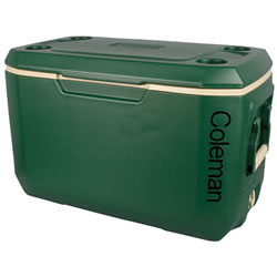 Small Image of Coleman Cool Box- 70QT Xtreme Cooler Forest Green