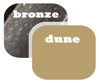 Colour for Hartman Berkeley Bistro Set - Bronze/Dune