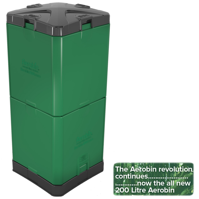 Aerobin 200 garden composter 144 garden4less uk shop for Gardening 4 less reviews