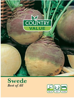 Image of Country Value Best of All Swede Seeds