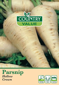 Image of Country Value Hollow Crown Parsnip
